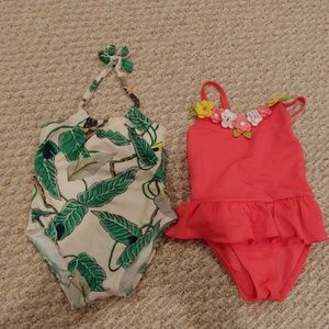 Other - Size 3 Toddler Girl Bathing Suits